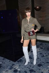 Jackie Cruz – Stuart Weitzman Celebrates Giovanni Morelli's Debut Collection FW18 at NYFW