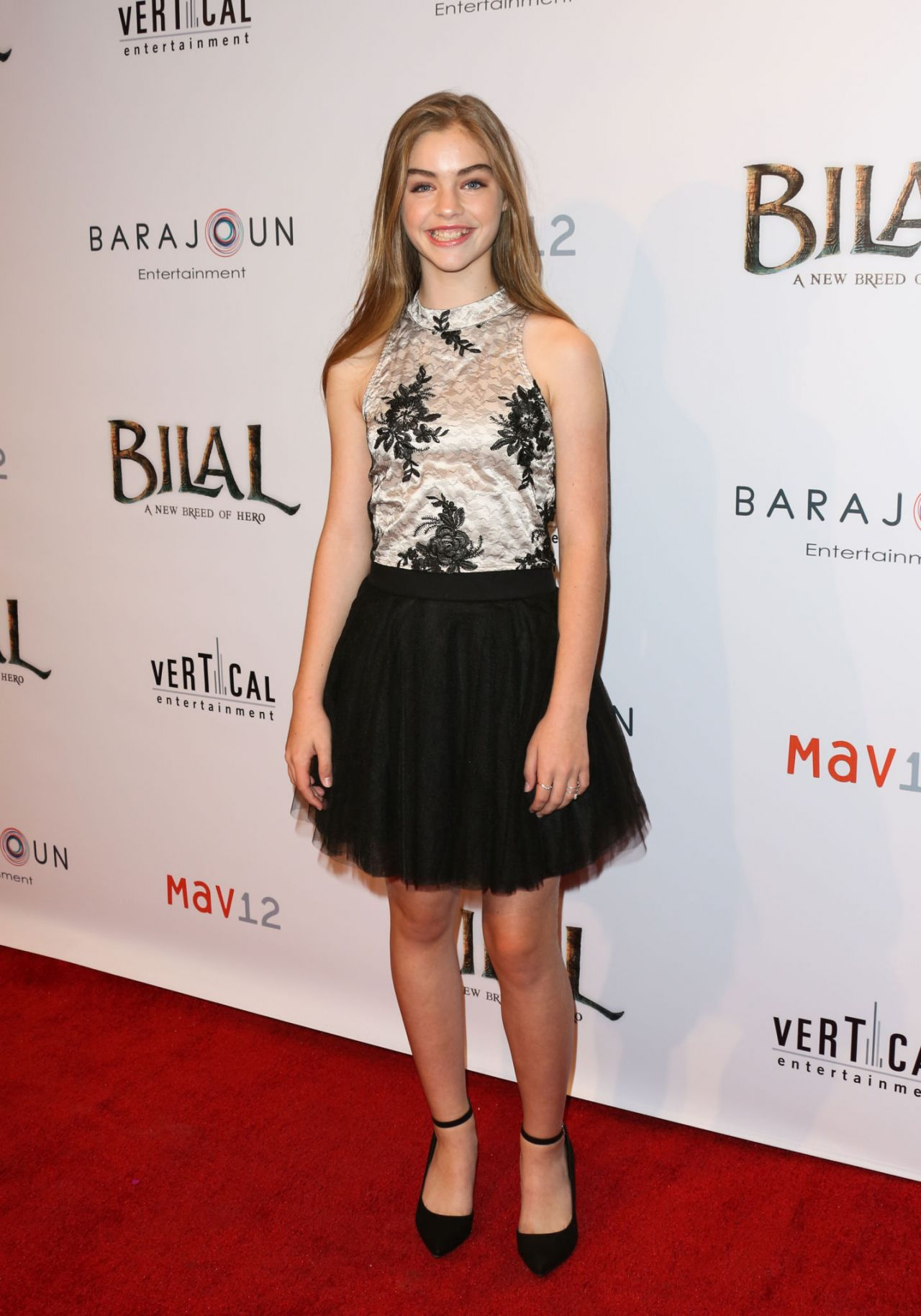 Jade Weber Bilal A New Breed Of Hero Premiere In Los Angeles