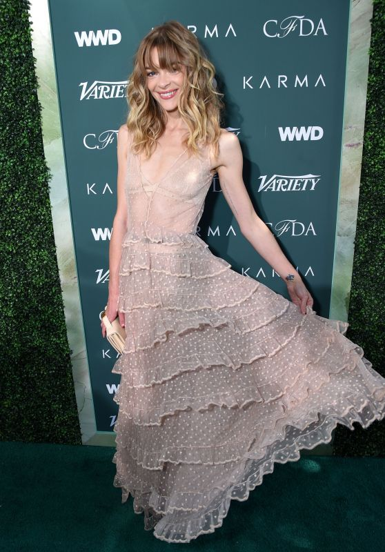 Jaime King – Variety, WWD and CFDA's Runway to Red Carpet Event in LA