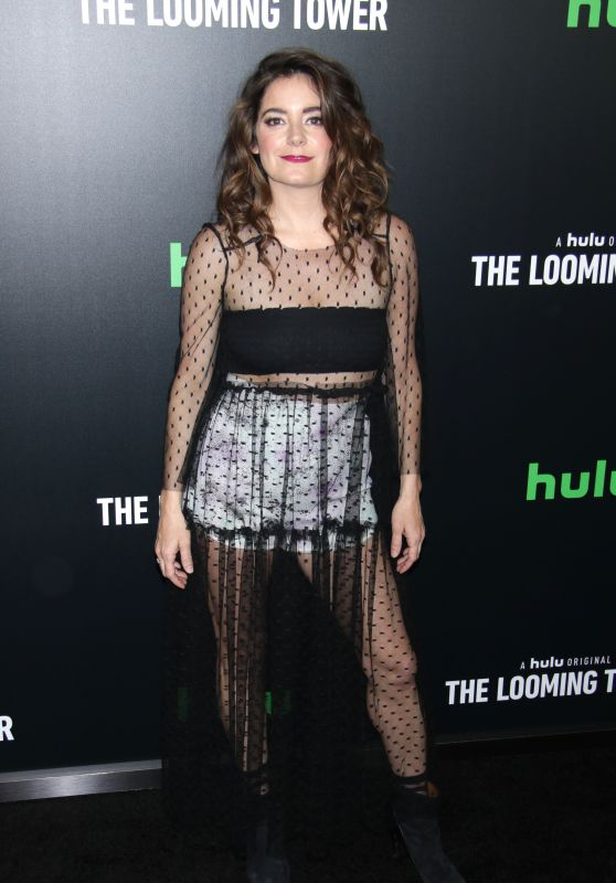 """Jaime Newman - """"The Looming Tower"""" TV Show Premiere in New York"""