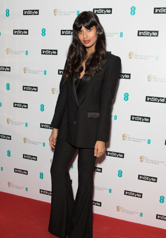 Jameela Jamil – 2018 BAFTAs Pre Party in London