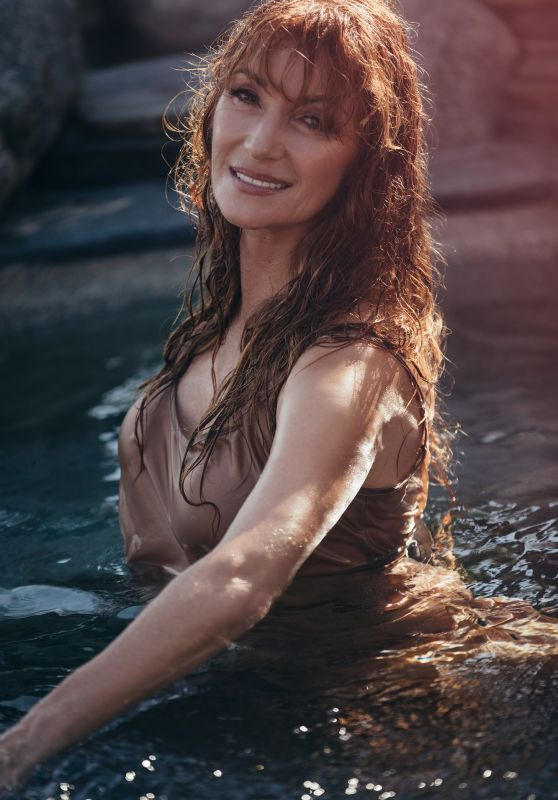 Jane Seymour Photoshoot, February 2018