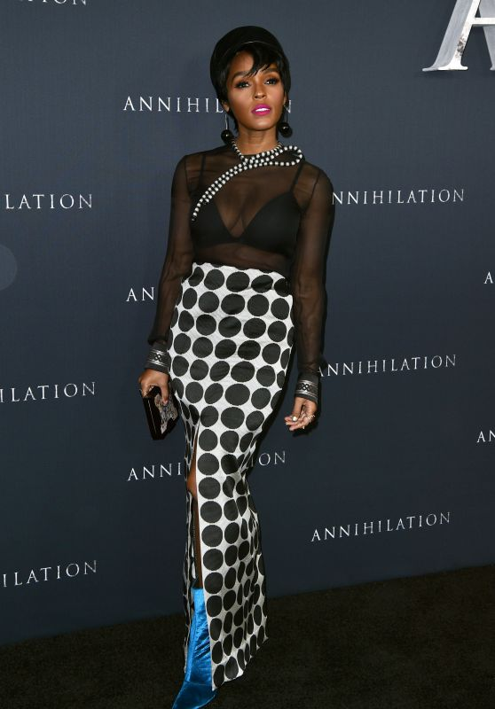 "Janelle Monae – ""Annihilation"" Premiere in Los Angeles"
