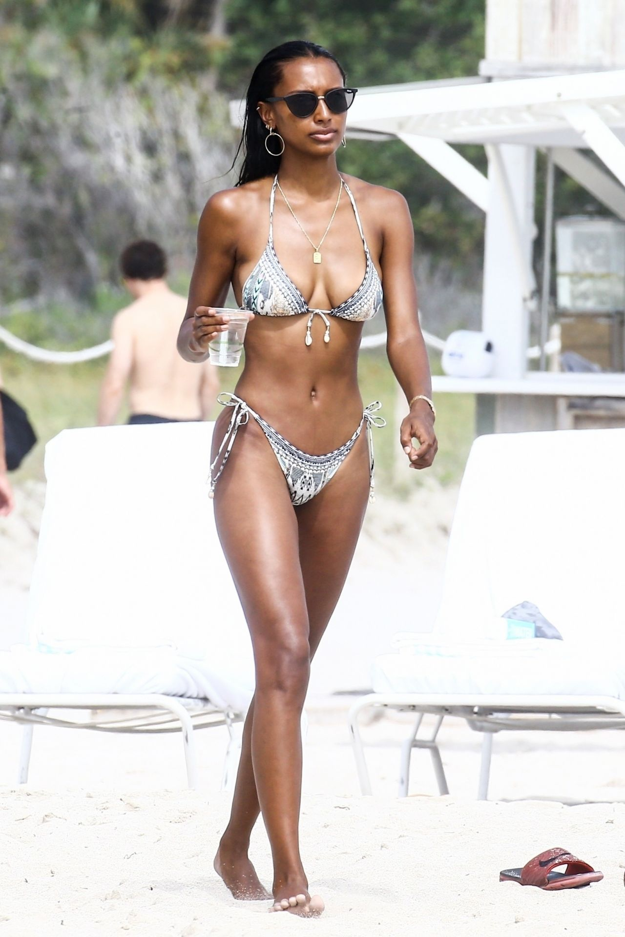 Bikini Jasmine Tookes nudes (31 foto and video), Topless, Sideboobs, Feet, bra 2015