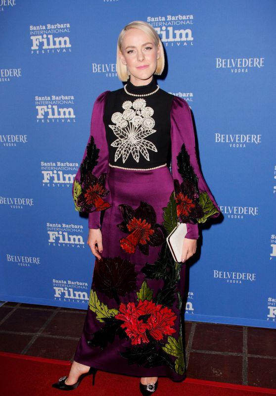 Jena Malone at SBIFF Opening Night Gala - Arlington Theatre in Los Angeles