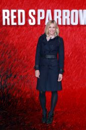"Jenni Falconer - ""Red Sparrow"" Premiere in London"