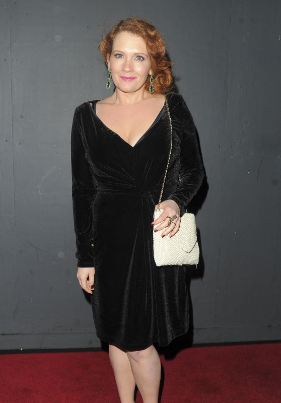 Jennie McAlpine – Kym Marsh Footprint Charity Ball in Manchester