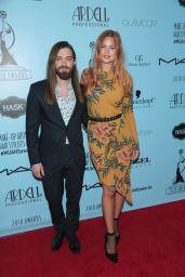 Jennifer Akerman - Make-Up Artist & Hair Stylist Guild Awards in LA