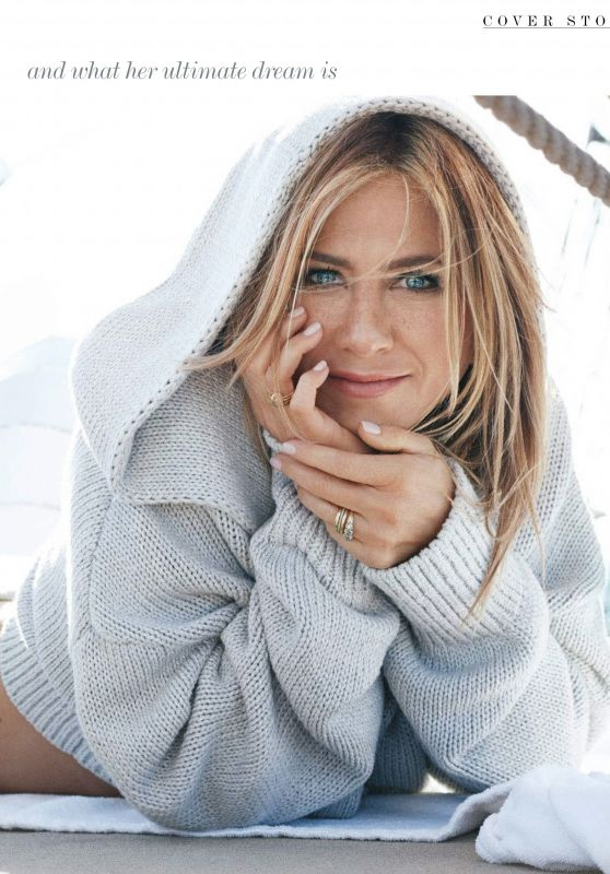 Jennifer Aniston - Next Magazine New Zealand March 2018