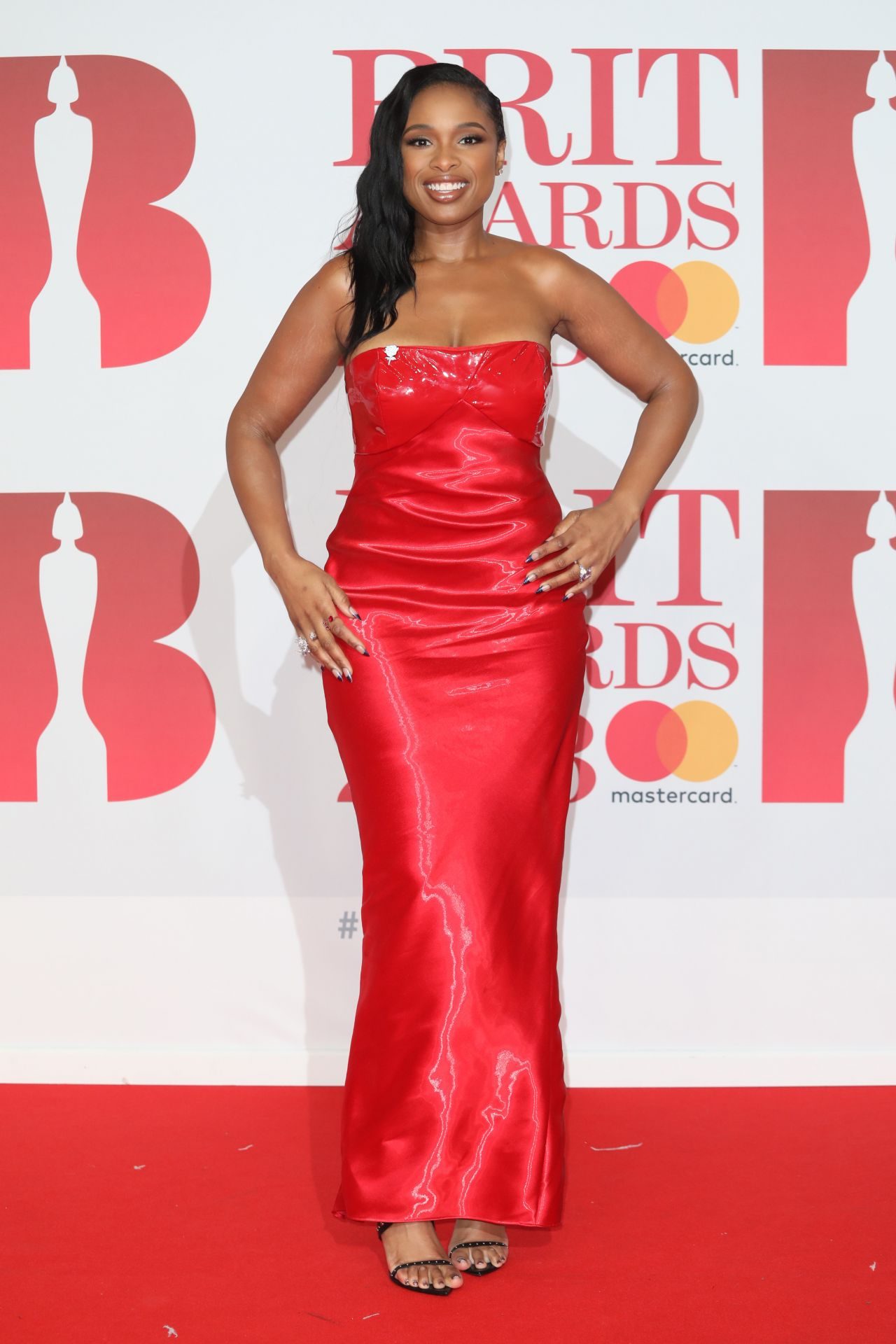 Jennifer Hudson 2018 Brit Awards In London