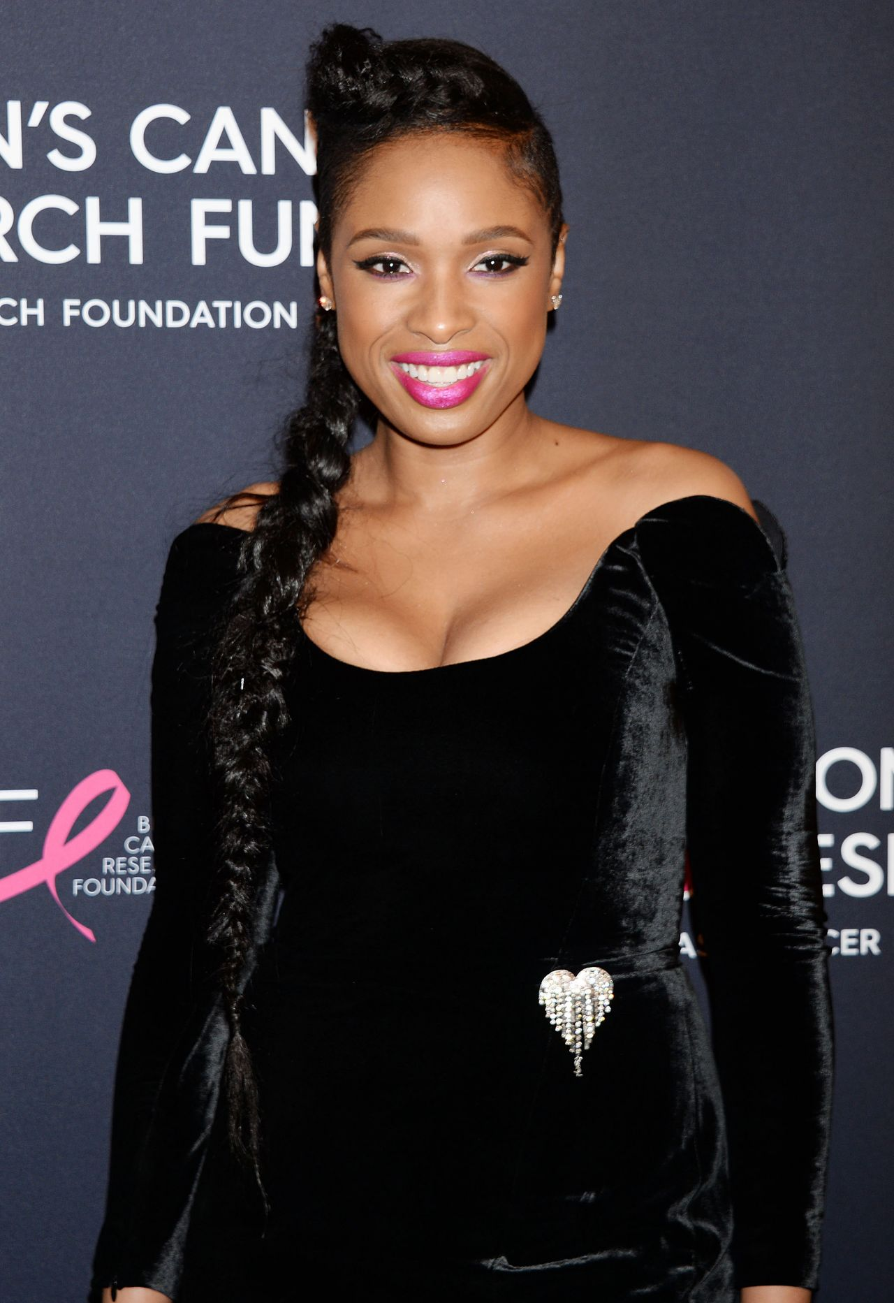 Jennifer Hudson – The Womens Cancer Research Fund Hosts an ...