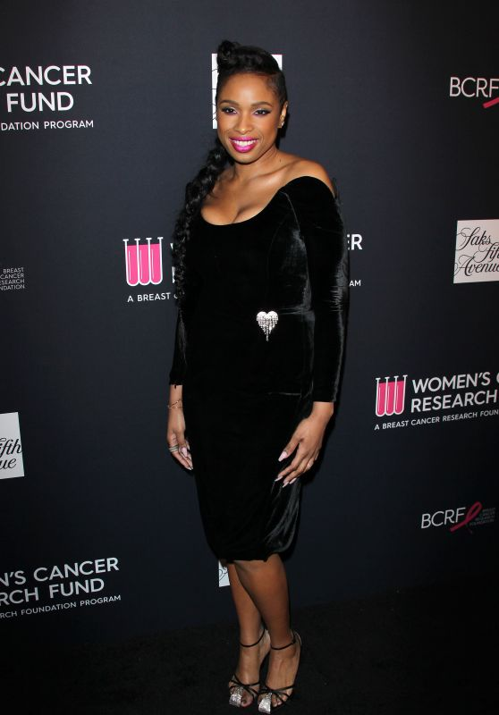 Jennifer Hudson – The Womens Cancer Research Fund Hosts an Unforgettable Evening in LA 02/27/2018