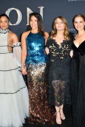 """Jennifer Jason Leigh – """"Annihilation"""" Premiere in Los Angeles"""