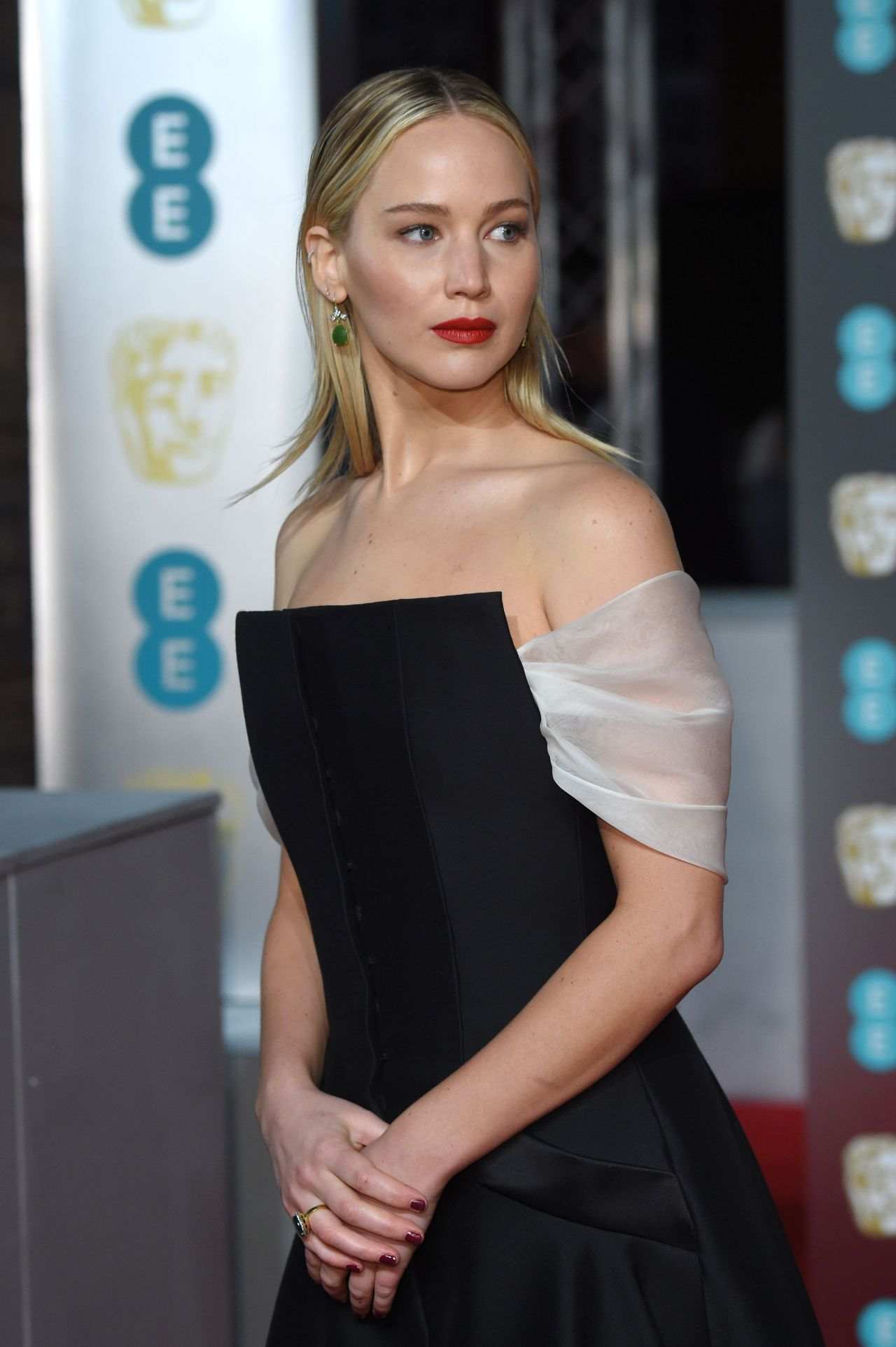 Jennifer Lawrence – 2018 British Academy Film Awards