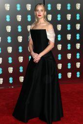 Jennifer Lawrence – 2018 British Academy Film Awards