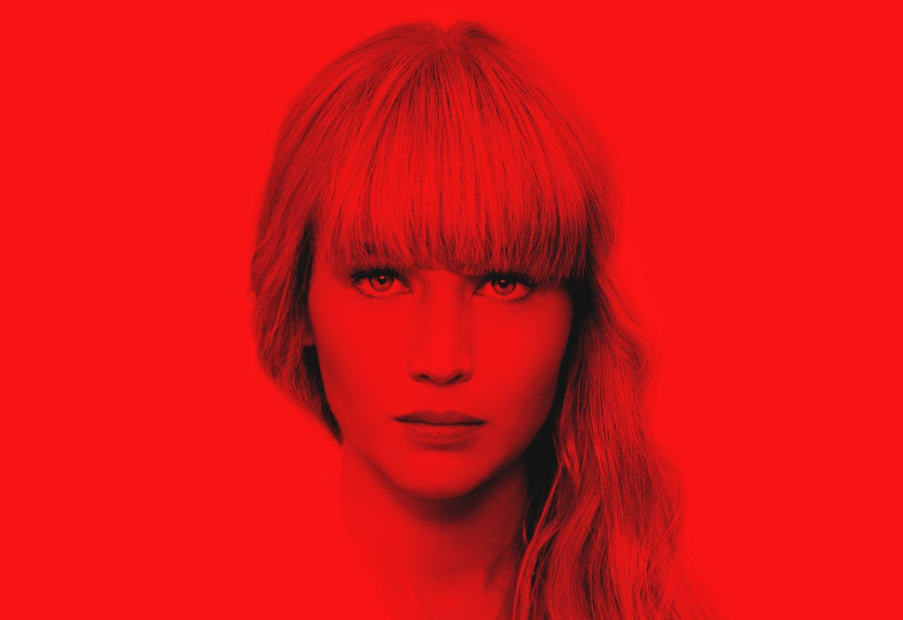 Jennifer Lawrence Red Sparrow Movie Posters Amp Stills