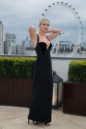 """Jennifer Lawrence - """"Red Sparrow"""" Photocall in London"""
