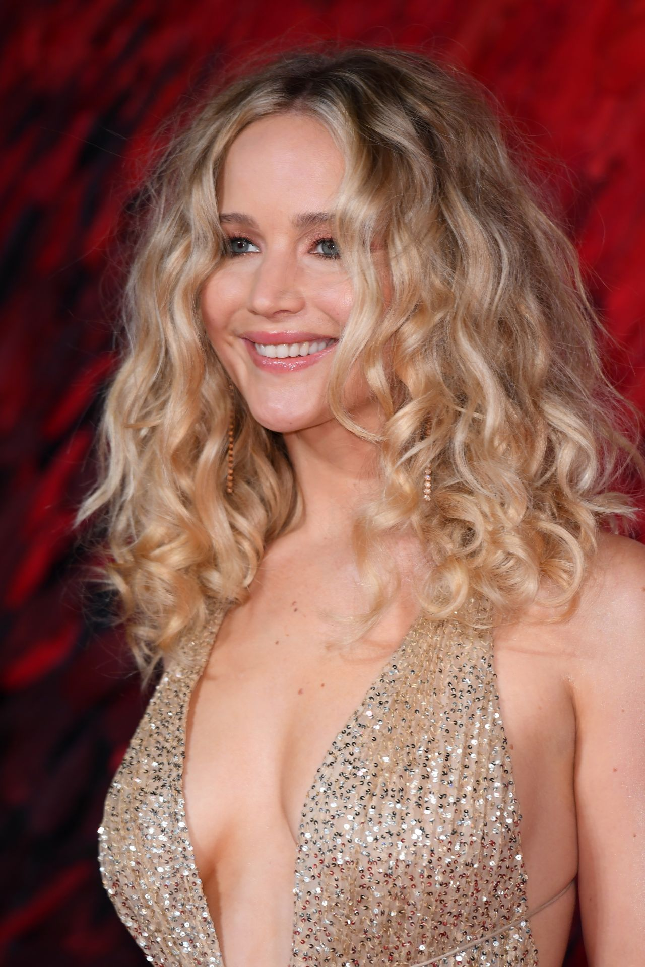 """Jennifer Lawrence - """"Red Sparrow"""" Premiere in London ..."""