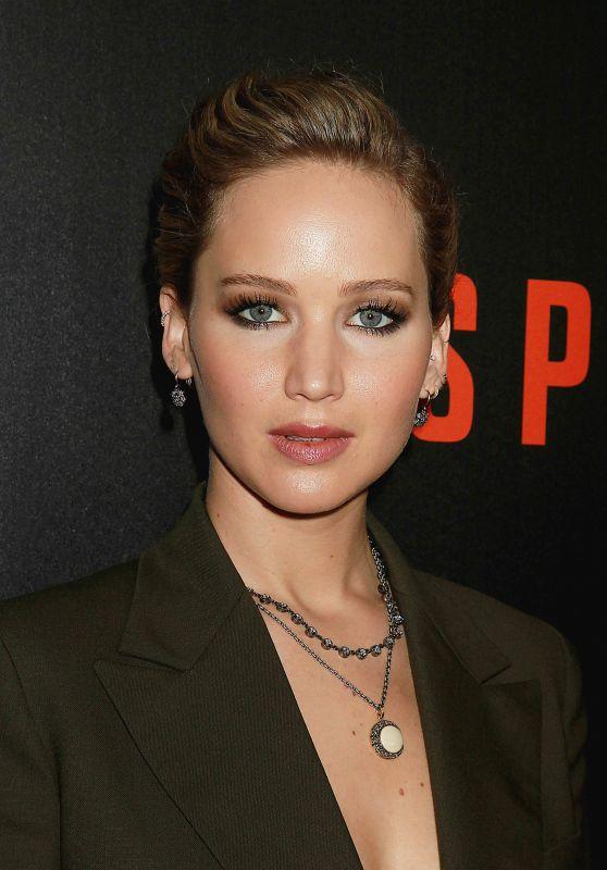 "Jennifer Lawrence - ""Red Sparrow"" Screening in Washington DC"