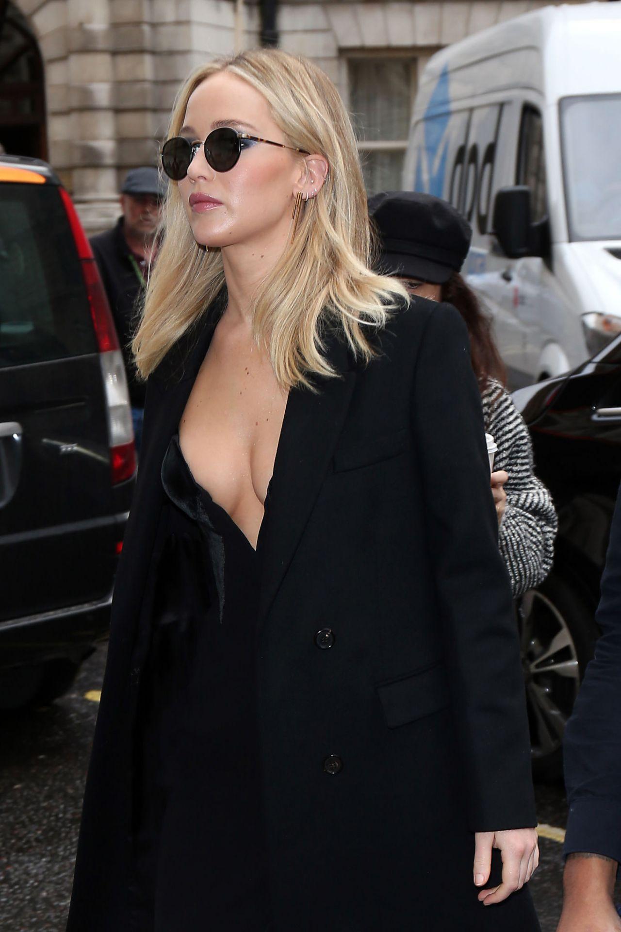 Jennifer Lawrence Style London 02 20 2018