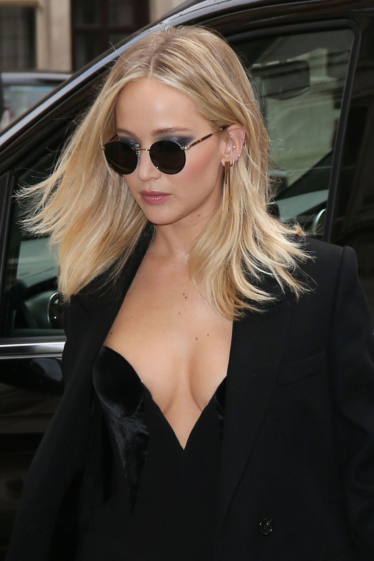 Jennifer Lawrence Style London 02 20 2018