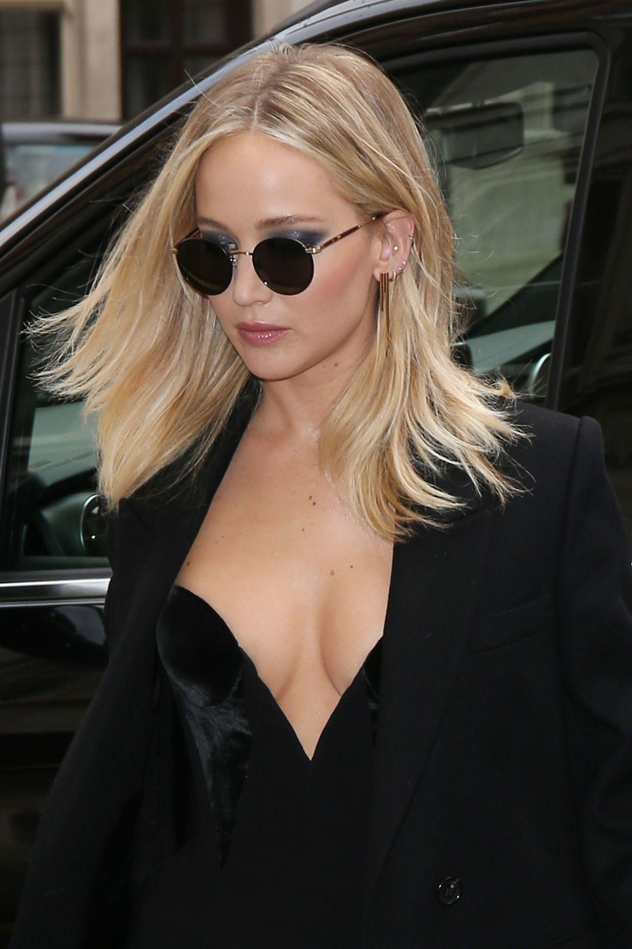 Jennifer Lawrence Style London 02202018