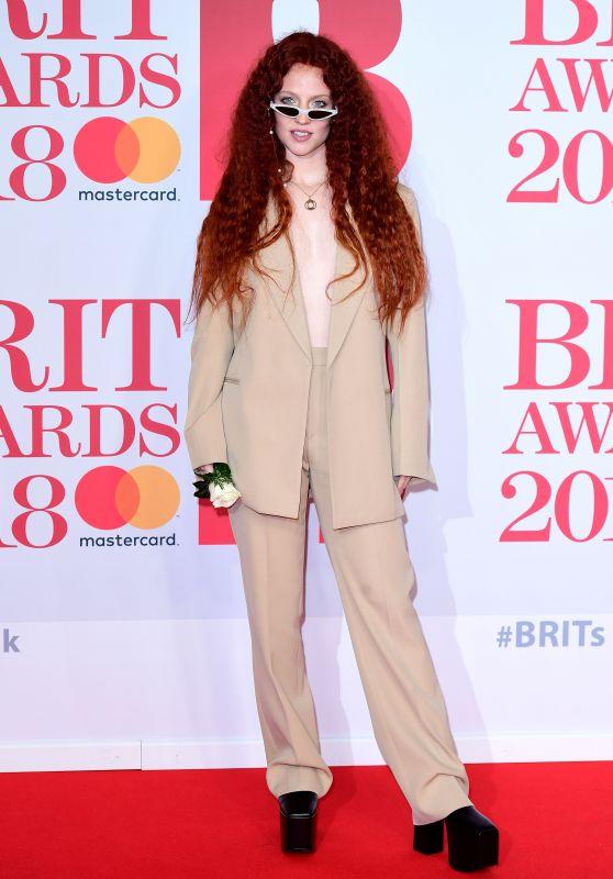 Jess Glynne – 2018 Brit Awards in London