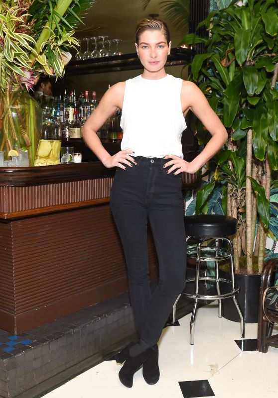 Jessica Hart – Levi's Celebrates Equality in NY