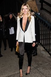 Jessica Hart – Tom Ford Show FW18 at NYFW