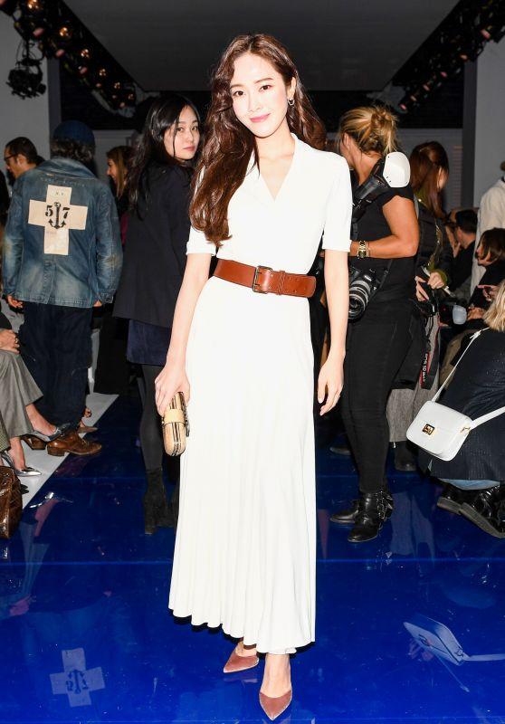 Jessica Jung – Ralph Lauren Show FW18 at NYFW