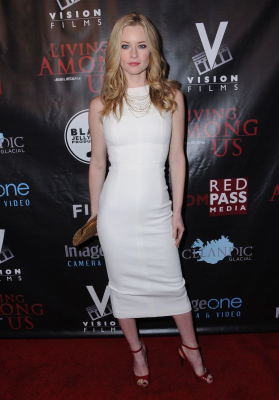 """Jessica Morris – """"Living Among Us"""" Red Carpet in Los Angeles"""