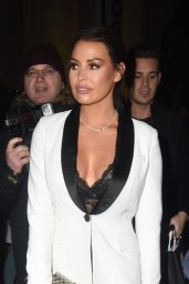 Jessica Wright - Fashion First Event During LFW