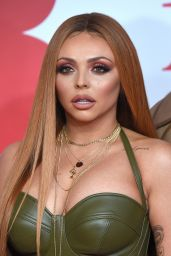 Jesy Nelson – 2018 Brit Awards in London