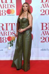 Jesy Nelson – 2018 Brit Awards in London