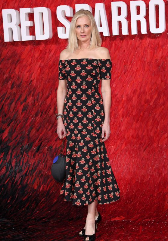 "Joely Richardson - ""Red Sparrow"" Premiere in London"