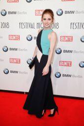 Josefine Preuß – BUNTE & BMW Host Festival Night, Berlinale 2018