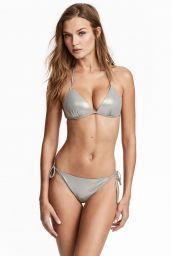Josephine Skriver - H&M Swimwear Photoshoot, February 2018