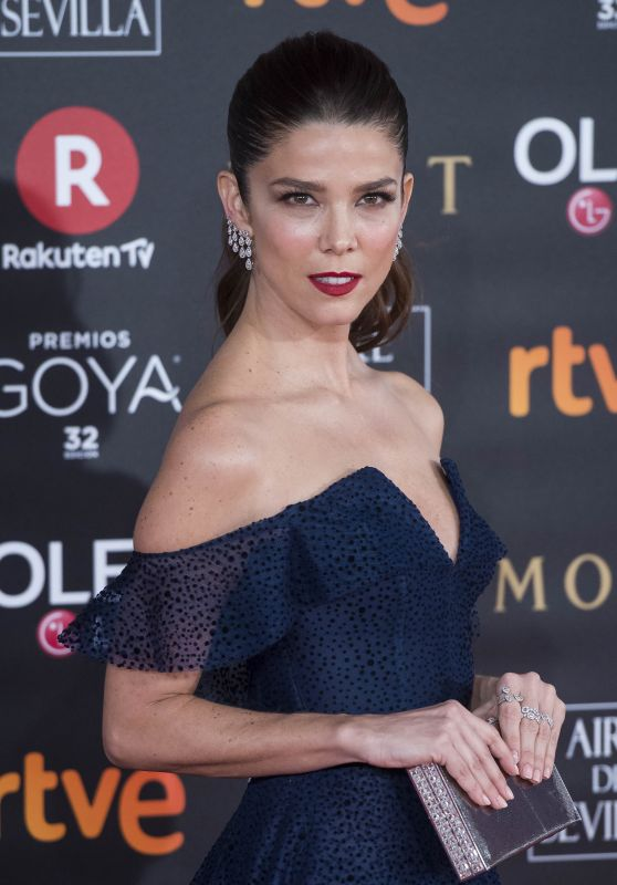 Juana Acosta – 2018 Goya Awards in Madrid