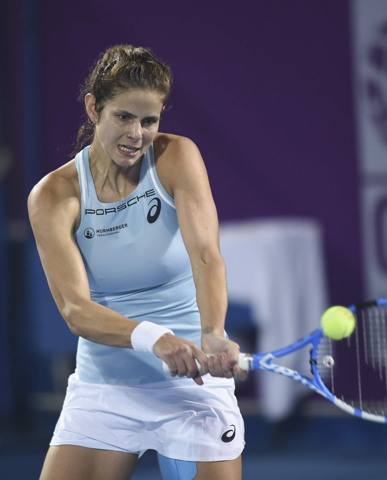 Wta: Qatar WTA Total Open In Doha 02/16/2018