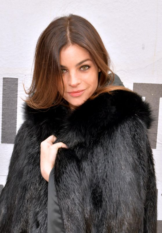 Julia Restoin Roitfeld – Christian Dior Show FW18 in Paris
