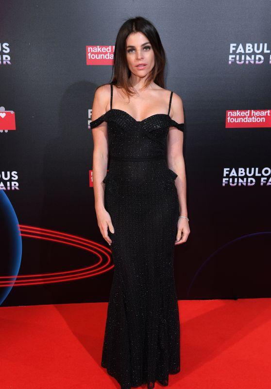 Julia Restoin-Roitfeld – London's Fabulous Fund Fair 2018