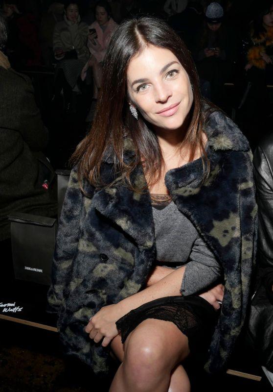 Julia Restoin Roitfeld – Zadig & Voltaire FW18, NYFW in New York