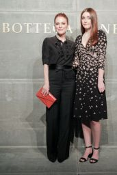 Julianne Moore – Bottega Veneta Show at NYFW 02/09/2018