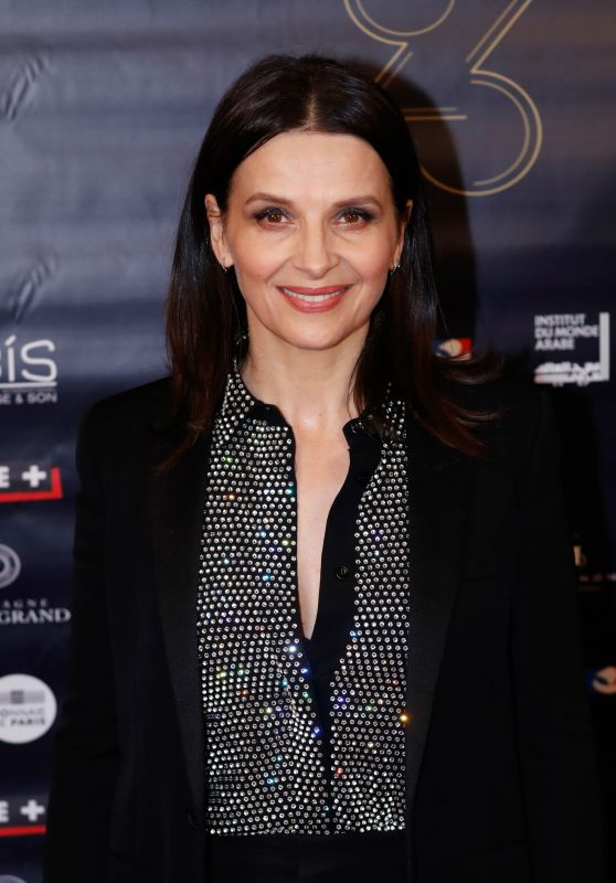 Juliette Binoche - Lumieres Awards Ceremony in Paris