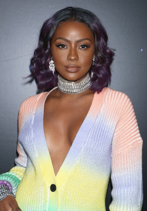 Justine Skye – Zadig and Voltaire FW18, NYFW in New York