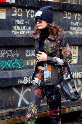 Kaia Gerber Urban Style - New York City 02/09/2018