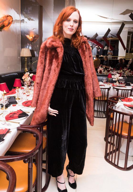 Karen Elson – Frame Fifth Anniversary Dinner in New York