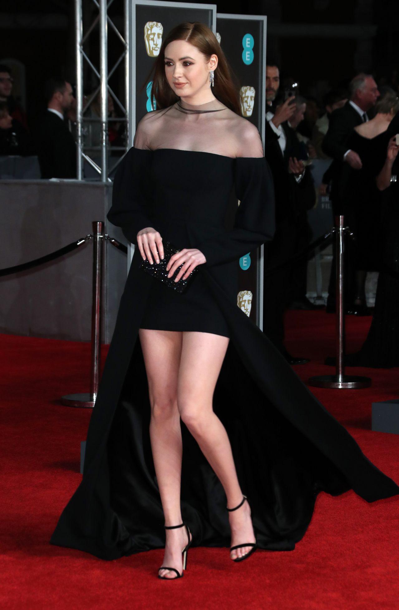 Karen Gillan 2018 British Academy Film Awards