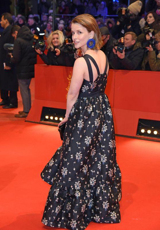 Karoline Schuch – 2018 Berlin International Film Festival Opening Ceremony