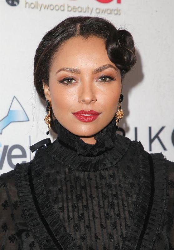 Kat Graham – 2018 Hollywood Beauty Awards in LA